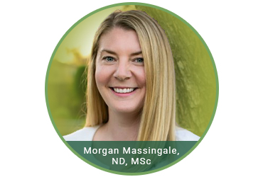 Morgan Massingale, ND, MSc